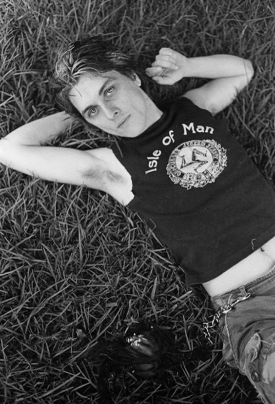 Photo by Ann Summa for Who Shot Rock & Roll exhibit