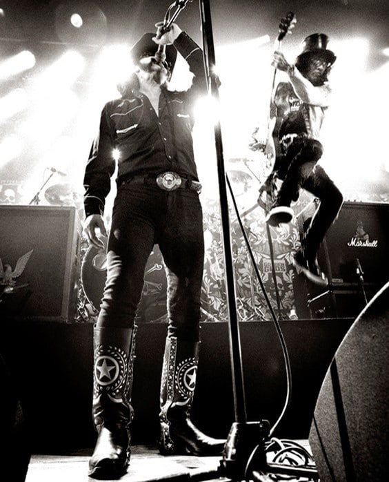 Photo by Justin Borucki for Who Shot Rock & Roll exhibit
