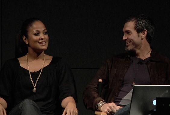 Laila Ali & Mikki Willis
