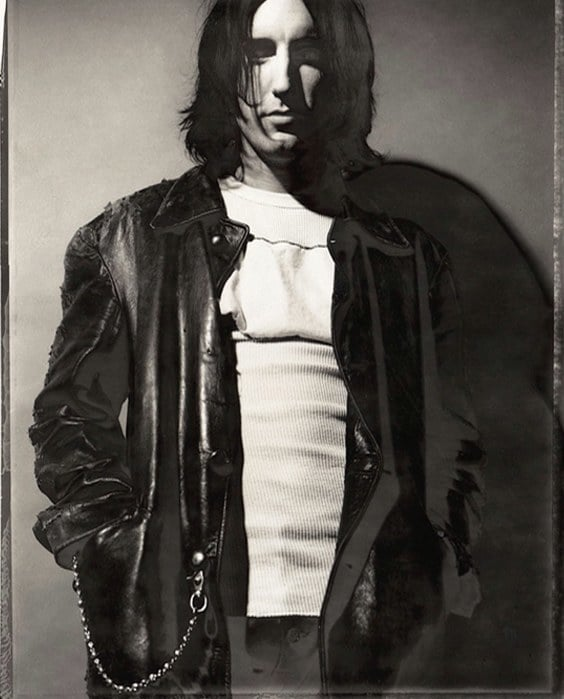 Photo by Michael Lavine for Who Shot Rock & Roll exhibit