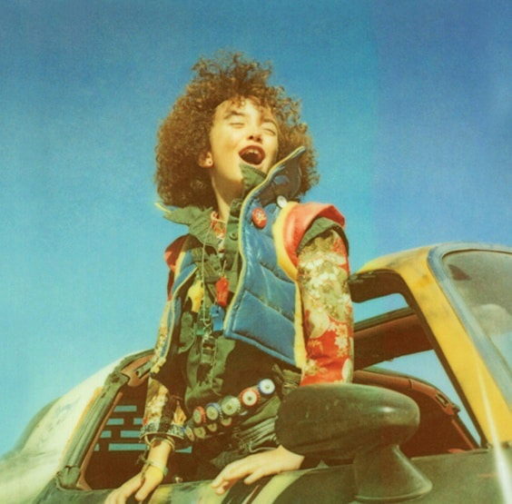 Photo by Neil Krug for Who Shot Rock & Roll exhibit