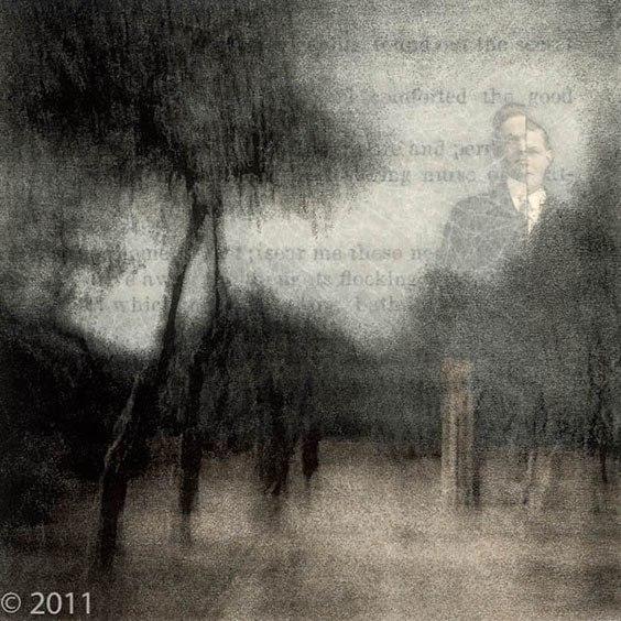 Photo by Susan Goldstein for Digital Darkroom exhibit