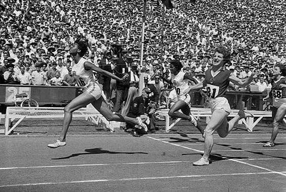 Stanford Stadium, Palo Alto, CA, July 22, 1962