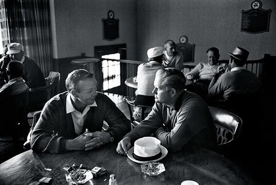 Laurel Valley Country Club, Ligonier, PA, 1963