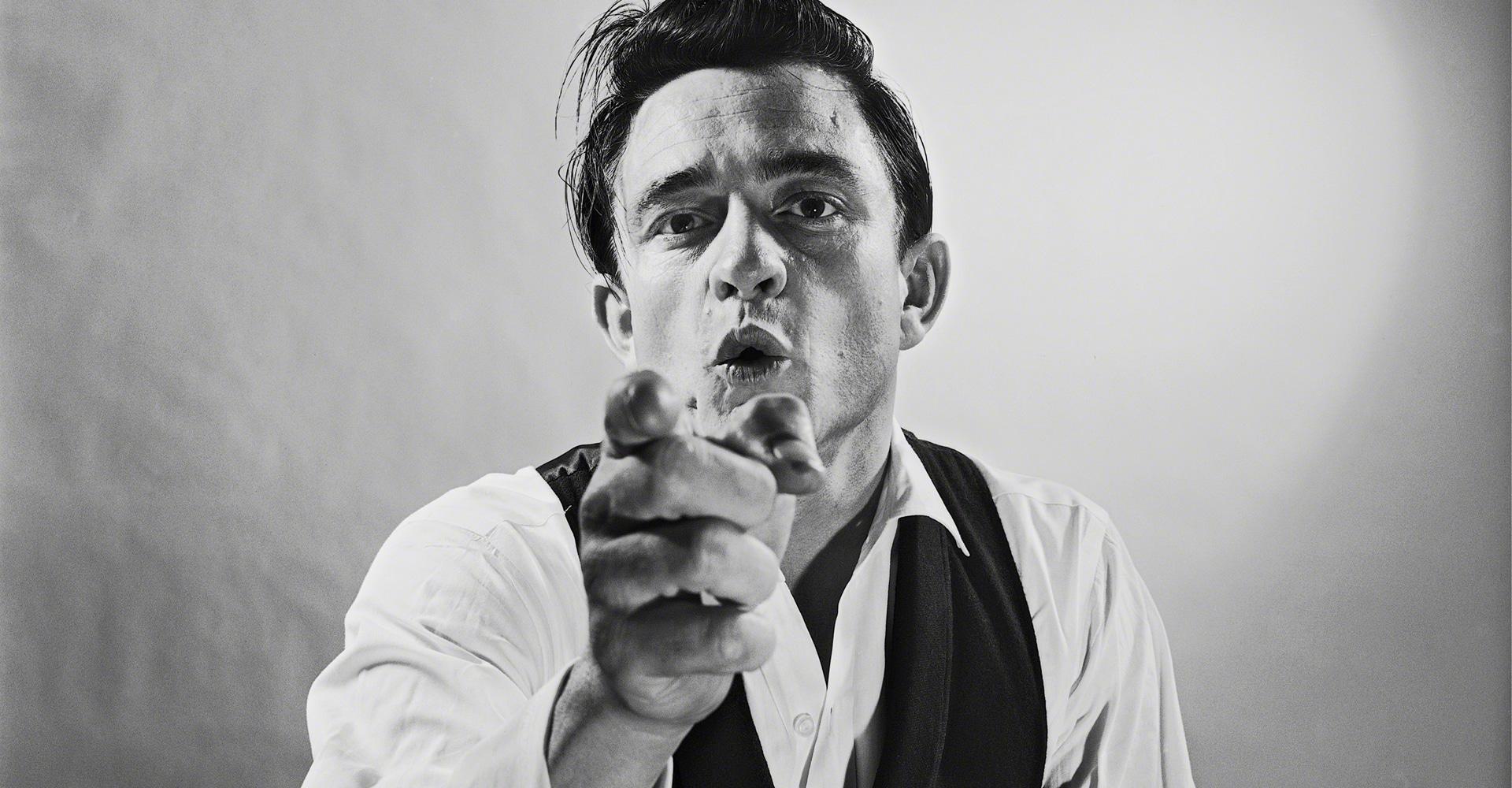 Johnny Cash - Los Angeles, CA