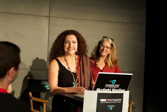 Marissa Roth and Sara Terry