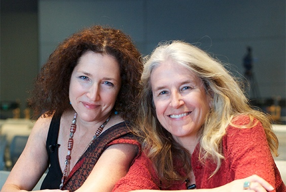 Marissa Roth & Sara Terry