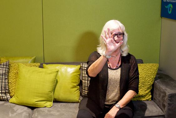 Susan Middleton: Inside Iris Nights photo
