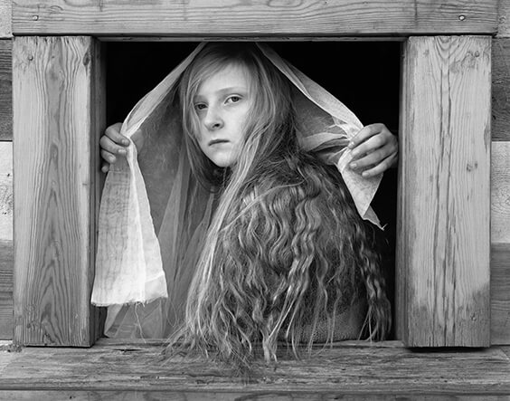 Photo by Agnieszka Sosnowska for IDENTITY exhibit