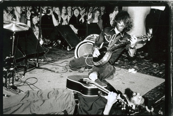 Photo by Cracker Farm for Who Shot Rock & Roll exhibit