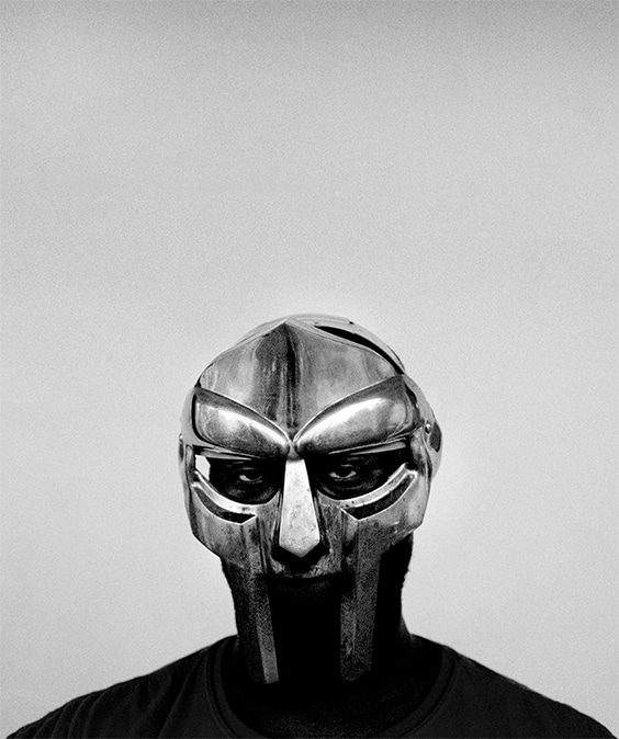 MF Doom,  Los Angeles, 2003