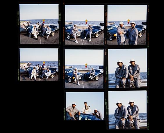 EPMD, Unfinished Business,  Long Island, 1989