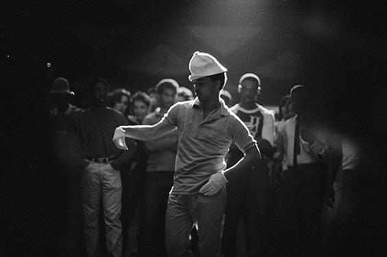 The Popper,  Manhattan, 1980