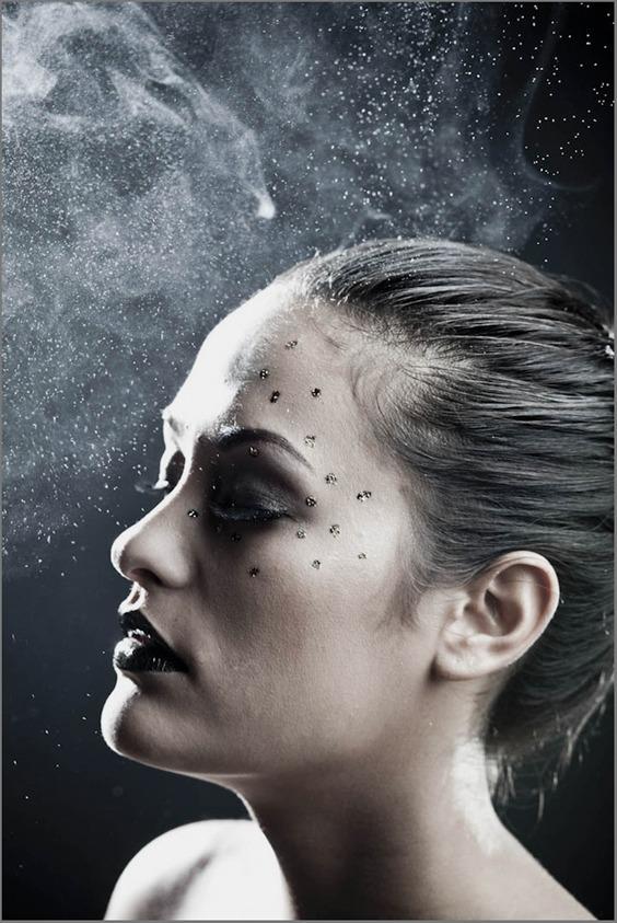 Photo by Brandon Keith Osborn for Beauty CULTure exhibit