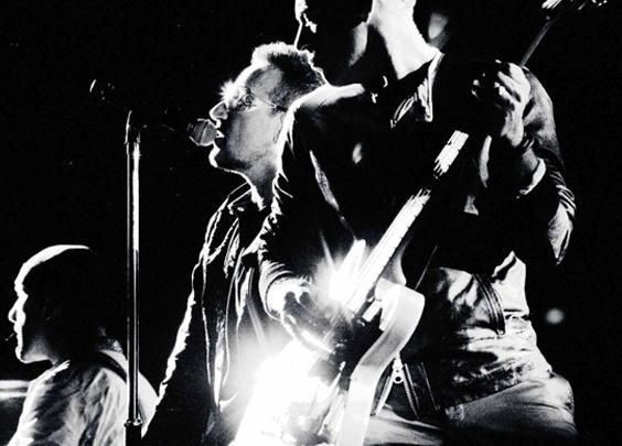 Photo by Brantley Gutierrez for Who Shot Rock & Roll exhibit