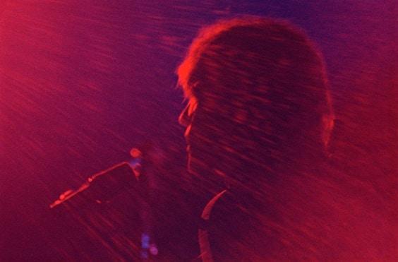 Photo by Elliott Landy for Who Shot Rock & Roll exhibit