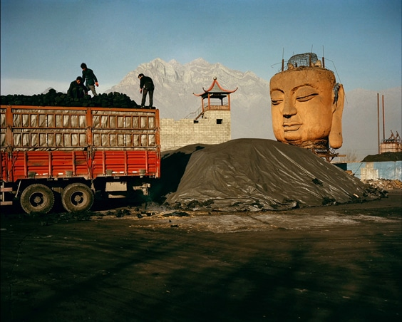 Photo by Greg Girard for The Power of Photography exhibit