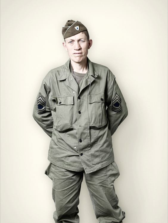 Photo by Jim Naughten for War/Photography exhibit