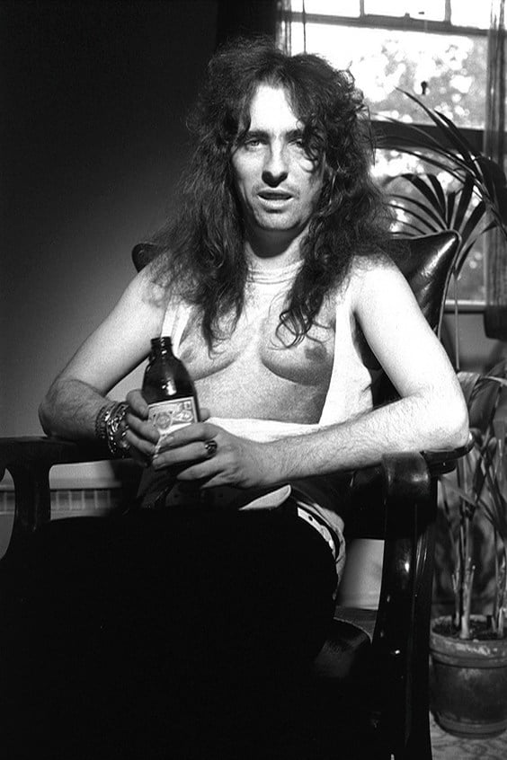 Photo by Joe Stevens for Who Shot Rock & Roll exhibit