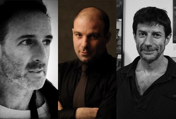 Topaz Adizes, Michael Kamber & Stephen Mayes