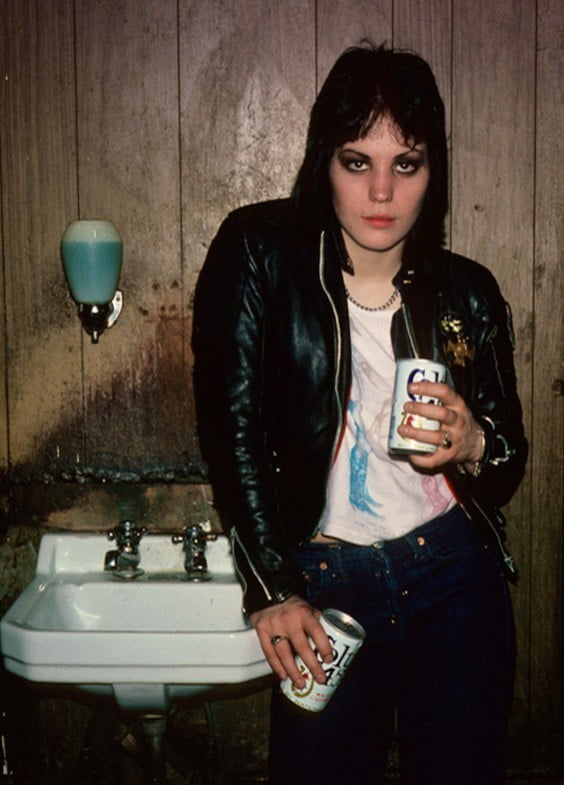 Photo by Marcia Resnick for Who Shot Rock & Roll exhibit