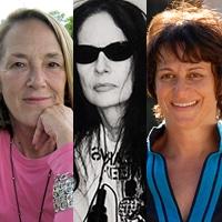Liz Heller, Gale Sparrow & Penelope Spheeris
