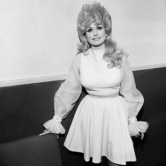 Dolly Parton, Symphony Hall, Boston, MA, 1972