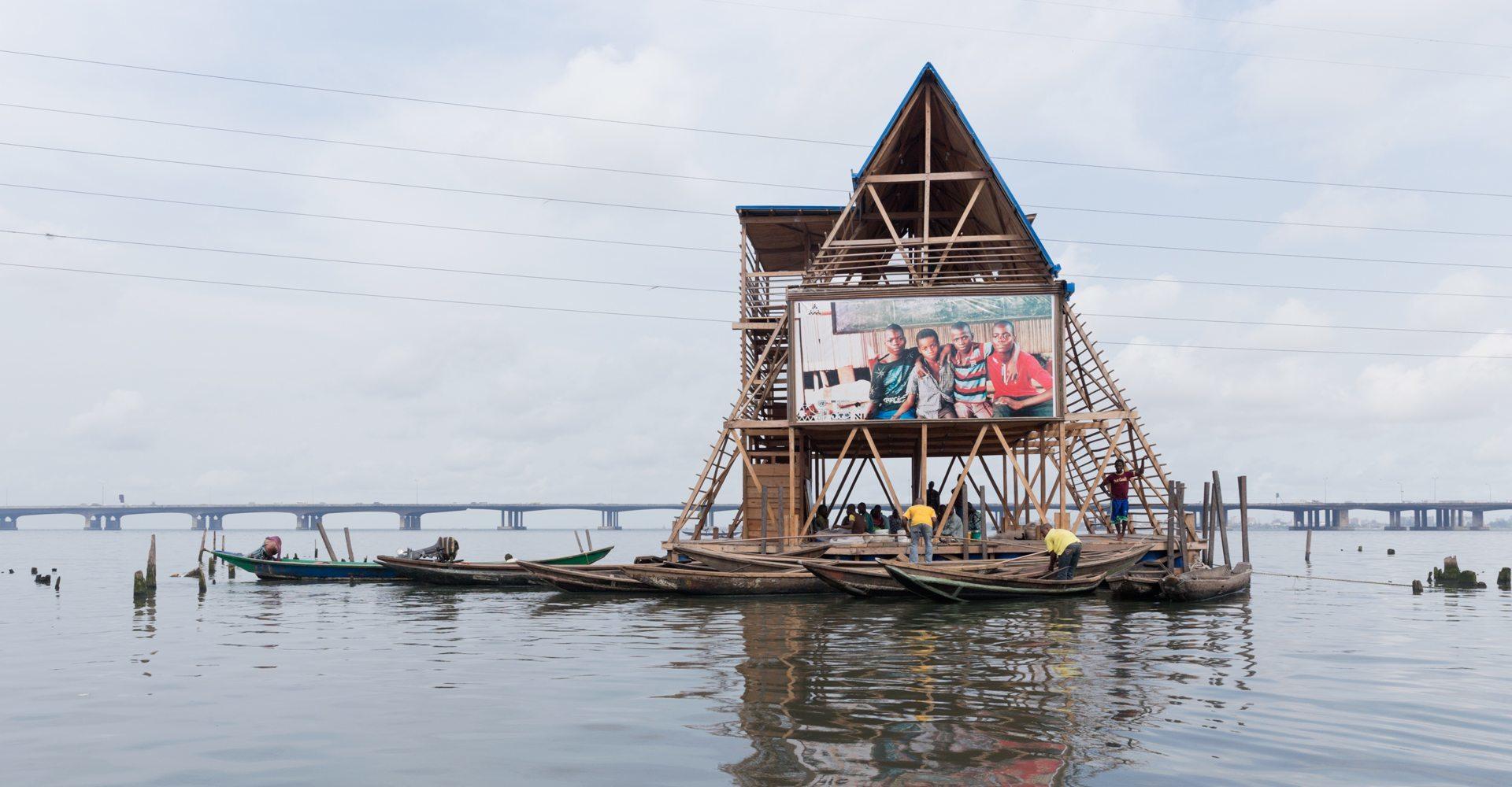 Makoko Floating School - Lagos, Nigeria