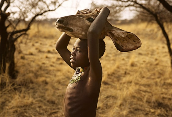 Hadza People, Documentary Photography for National Geographic, Tanzania 09/23/08
