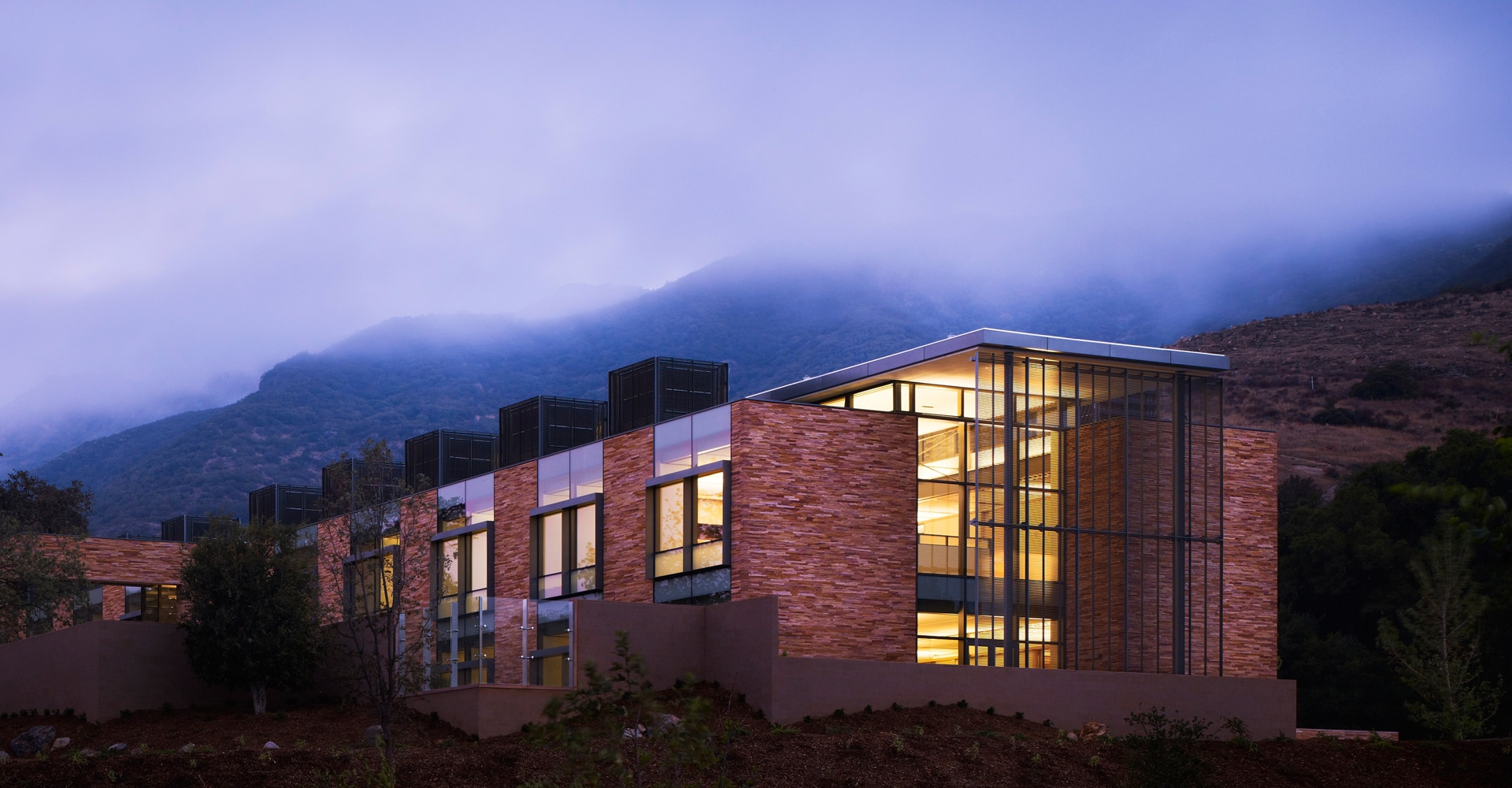 Conrad N. Hilton Foundation Headquarters - Agoura Hills, CA