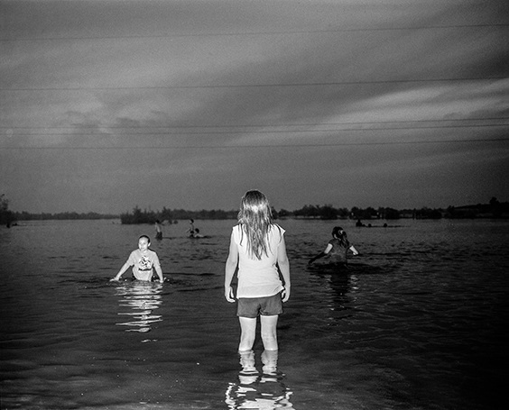 Photo by John Trotter for Sink or Swim exhibit