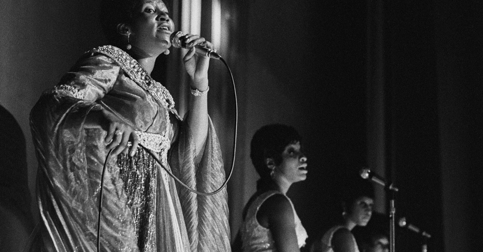 Aretha Franklin - 1970