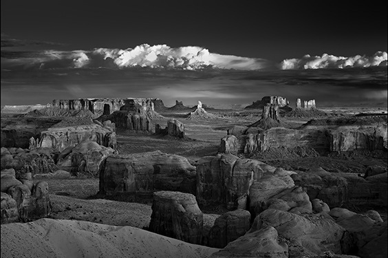 Photo by Mitch Dobrowner for LIFE exhibit