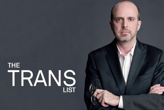Nick Adams: Transgender Stories – The Changing Media Landscape