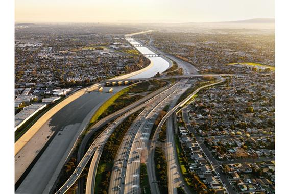 California's Pipe Dream: Edward Burtynsky