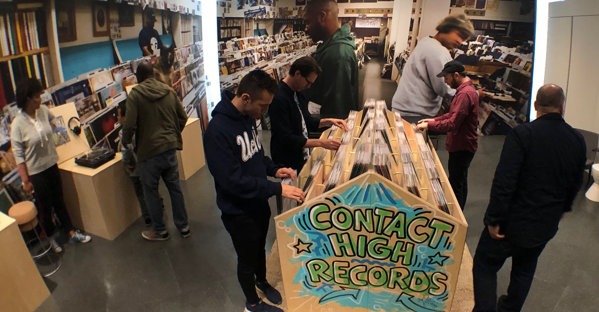 Contact High Records